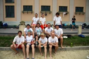 Pražská sedma na turnaji v Rakouském Badenu